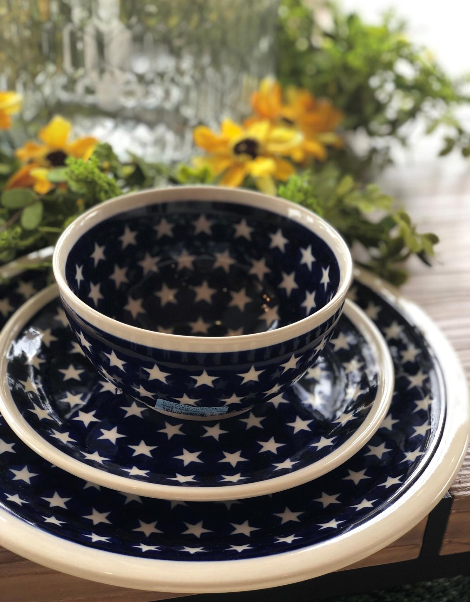 Salad Plate - Stars