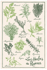 42F Herbes de Provence Dish Towel