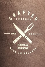 Crafted Leather By European Splendor Sand - Crafted Vintage Leather Apron