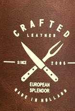 CL By European Splendor Cognac - Crafted Vintage Leather Apron