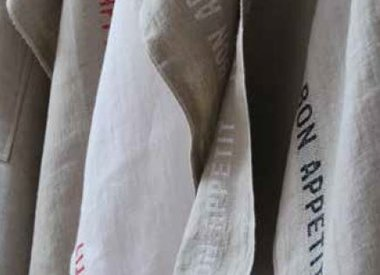 French Linen Kitchen Towels