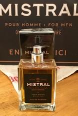 Teak Wood Cologne 100 ml - Mistral Men's Collection