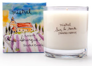 Mistral Candles