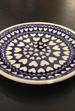 Salad Plate - Hearts
