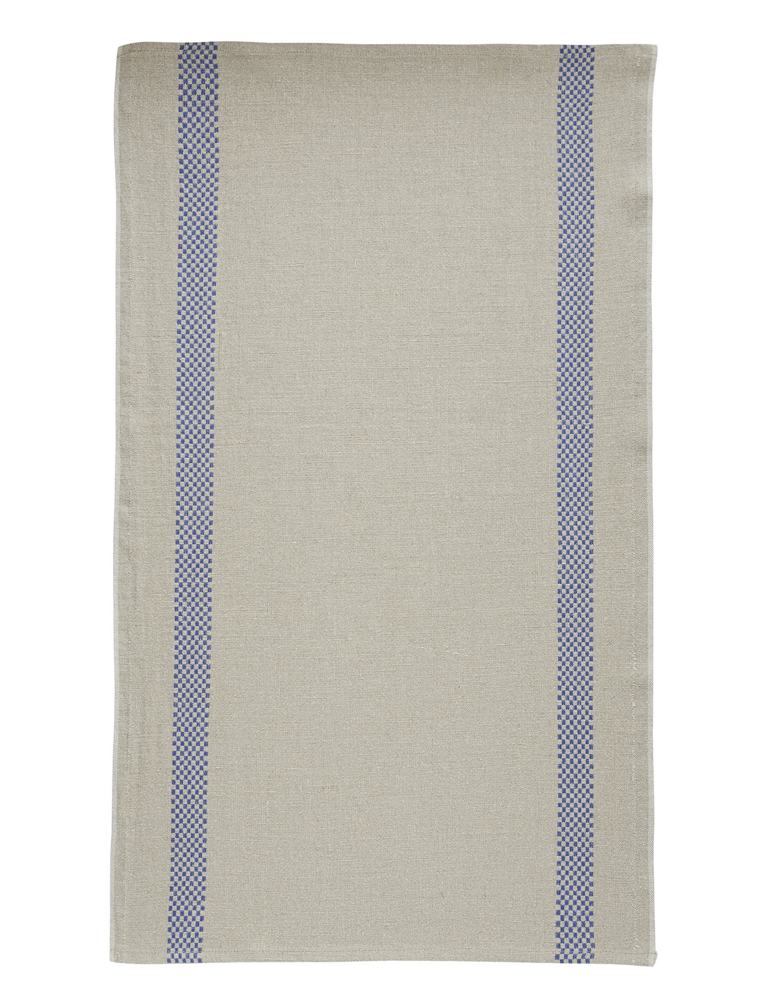 Charvet Editions - Bistro/Tea Towel Lustucru Natural/Blue
