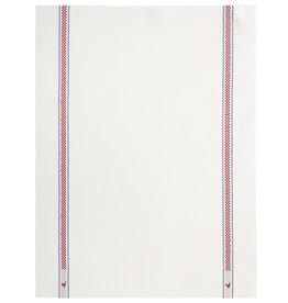 Charvet Editions Charvet Editions - Bistro/Tea Towel Vichy/Coq Cotton