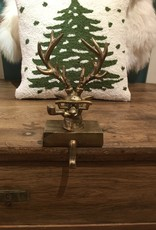 AD E+E Stocking Holder - Frankie Stag