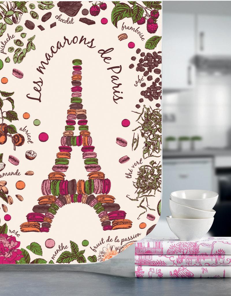 42F Macarons de Paris Dish Towel