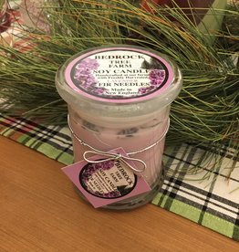 Fir Needle/Lavender Soy Candle - 12 oz