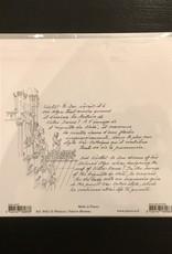 """PGC Notre-Dame De Paris Vue Des Toits De L'Ile De La Cite Greeting Card - 6"""" x 6"""""""