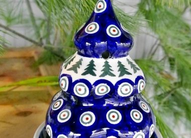 Christmas Pottery (From Poland)