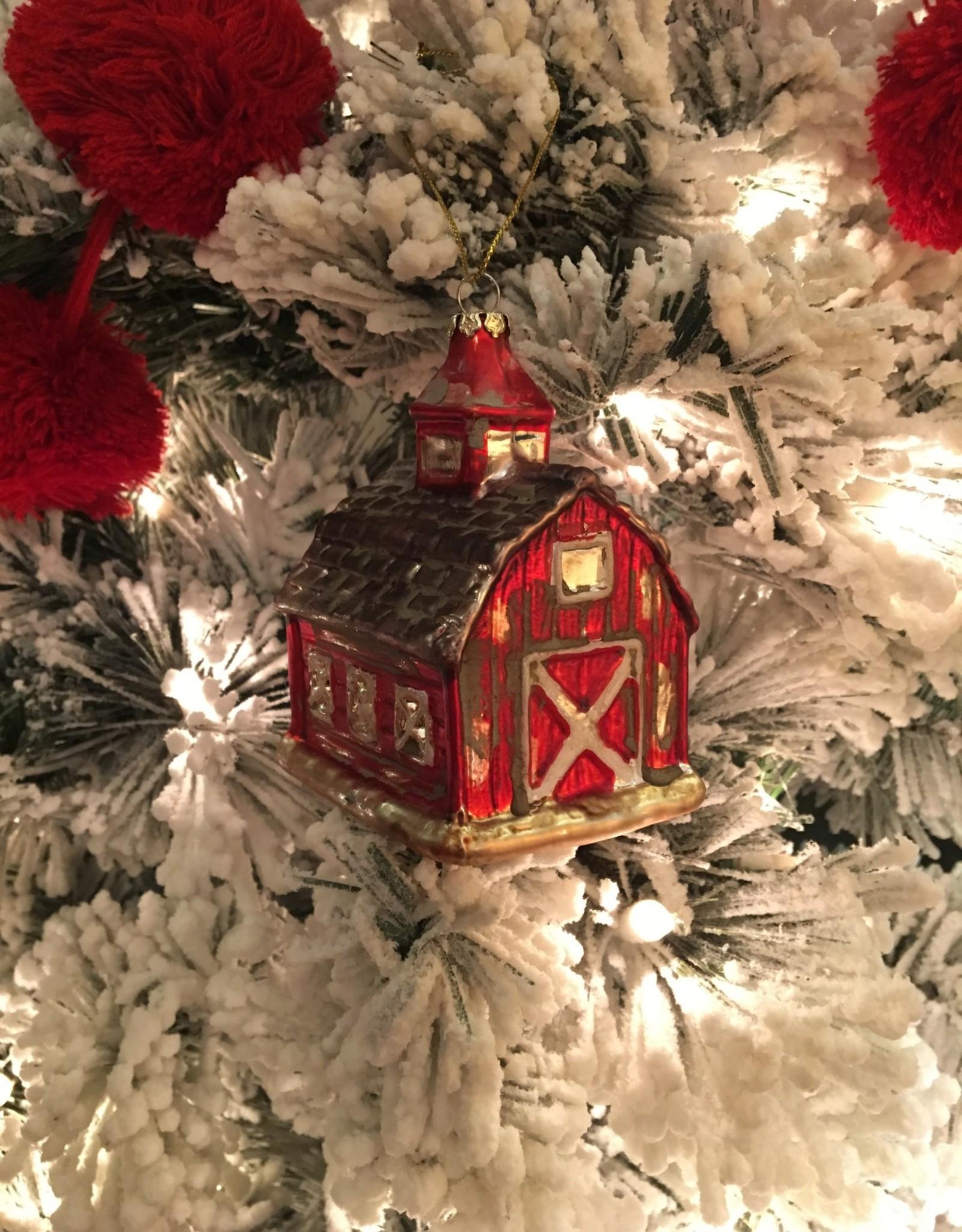 Barn Ornament -
