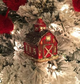 Barn Ornament -