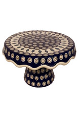 Cake Stand - Peacock