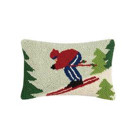"Pillow - Skier 8"" x 12"""