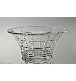 "Bohemia Crystal - 8"" Bowl - Cut"