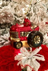 Tractor Ornament - Assorted