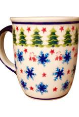 Mug - Christmas Trees