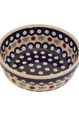 Polish Pottery Soup/Salad/Cereal Bowl - Old Poland