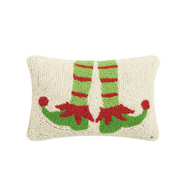 "Elf Hook Pillow 8"" x 12"""