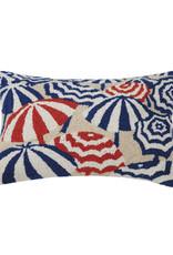 """Umbrellas Hook Pillow 14"""" x 22"""""""