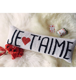 Je T'Aime Hook Pillow 8X24
