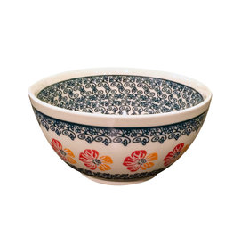 Cereal/Soup Bowl - flowers