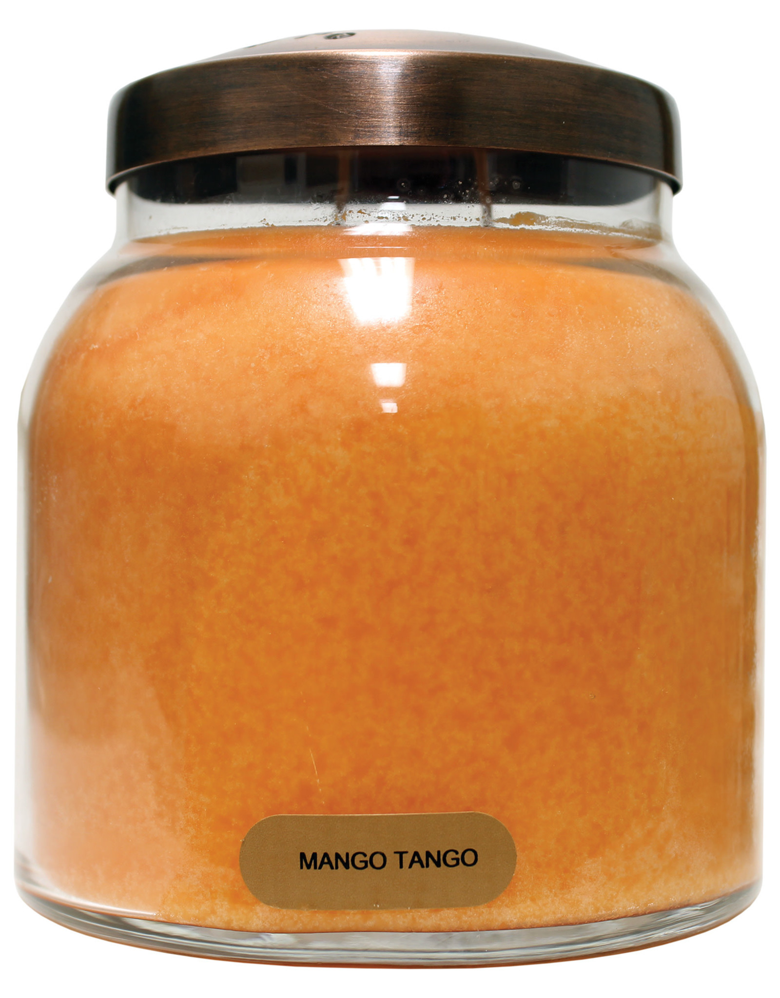 Keepers of the Light Candle - Mango Tango - Papa 34 oz - Copper Lid
