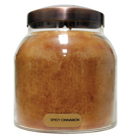 Keepers of the Light Candle - Spicy Cinnamon - Papa 34 oz. - Copper Lid
