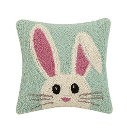 "Hello Easter Hook Pillow - 10"" x 10"""
