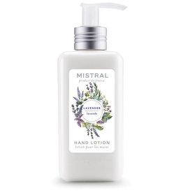 Mistral Hand Lotion -  Lavender