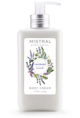 Lavender Body Cream Mistral Signature Fragrance Collection - 10 fl. oz.