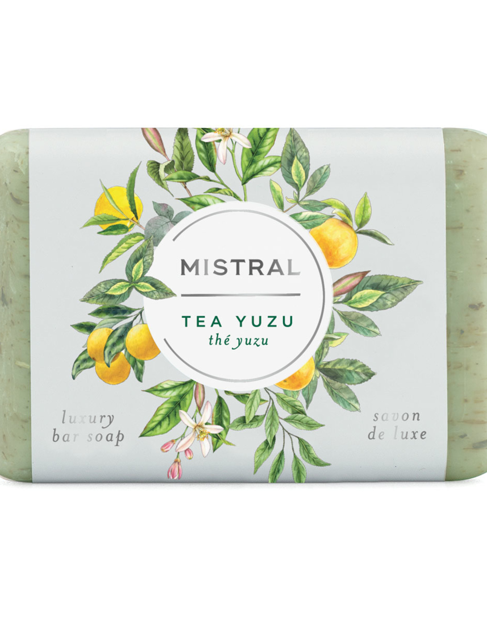 Tea Yuzu 7 oz. - Mistral Classic French Soap Collection
