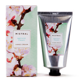 Apricot Blossom Hand Cream 2.5 oz. - Mistral Exquisite Florals  Collection