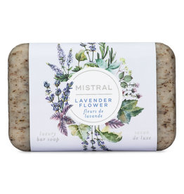 Mistral Classic French Soap Collection - Lavender Flower 7 oz