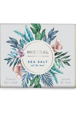 Sea Salt  7 oz. - Mistral Classic French Soap Collection