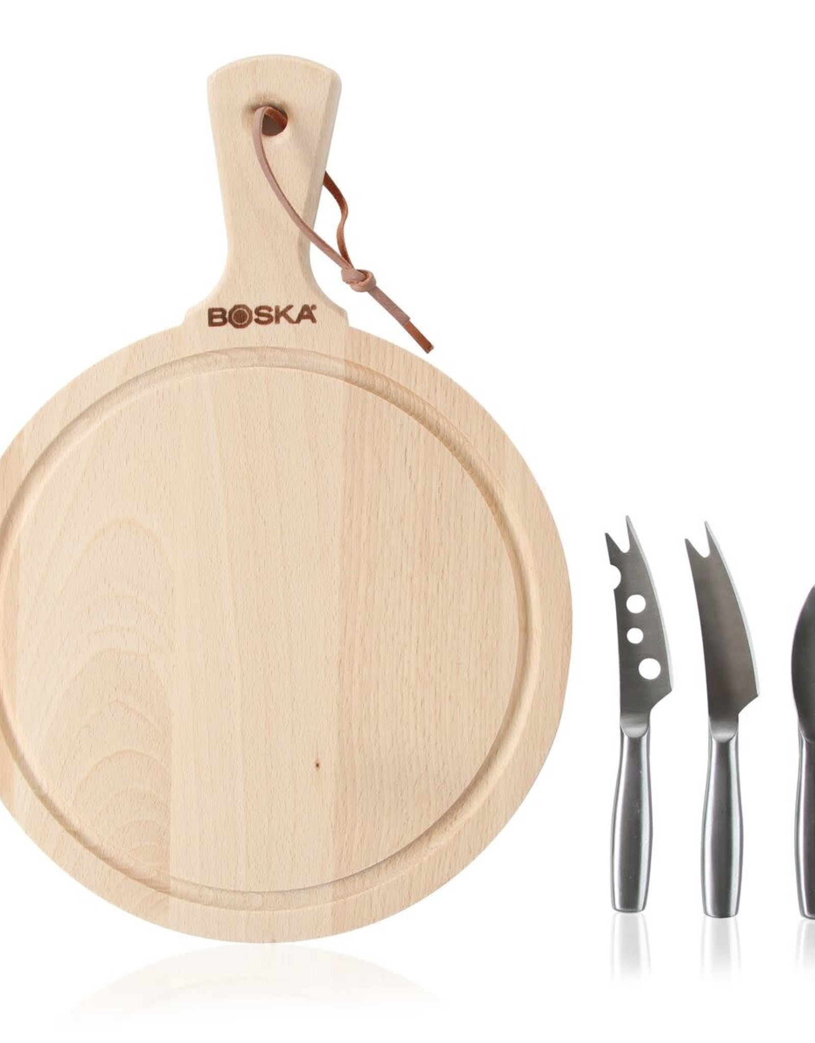 Boska Holland Boska Holland Cheese Set Amigo Round
