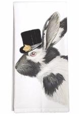 Bunny Hat Single Towel