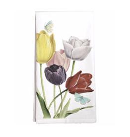 Tulips Single Towel
