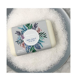 Mistral Classic French Soap Collection - Sea Salt  7 oz.