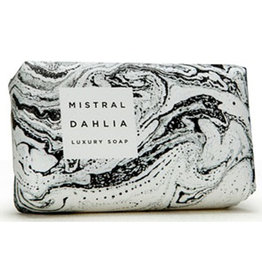 Dahlia - Mistral Marble Collection Soap - 7 oz