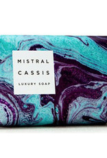 Cassis Soap 7 oz - Mistral Marble Collection