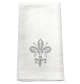 Towel - Fleur de Lis