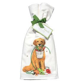 Garden  Retreiver Towel Set