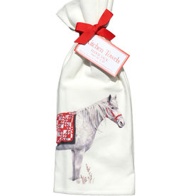 Horse w/Blanket Towel Set