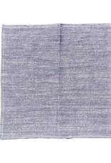 "Charvet Editions - Napkin Mariniere Blue - 18"" X 18"""