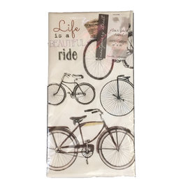 Single Towel - Bike Collage