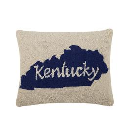 """Kentucky State Hook Pillow - 14""""x18"""""""