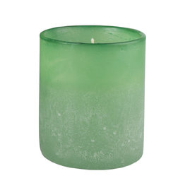 Aura Luminary - Green - 4.25 x 4.75