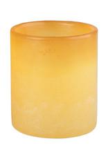 Aura Luminary - Yellow - 4.25 x 4.75